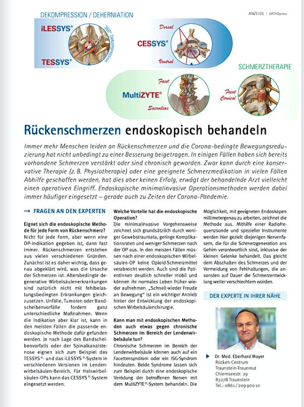 OrthoPress-Online 1. Quartal 2021